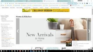 Amazon Affiliate Marketing Bangla Tutorial ( Niche and Keyword Selection Advance Method )