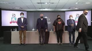 Video:Presentan una nueva edición de la Copa Jujuy