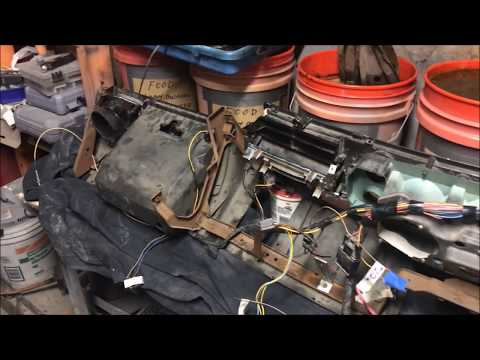 70-72 Chevelle SS Dash Wiring And Installing To The Dash How To DIY