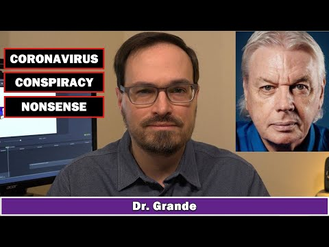 David Icke Coronavirus Conspiracy Theory | The Danger of Covid 19 Misinformation from YouTube · Duration:  16 minutes 17 seconds