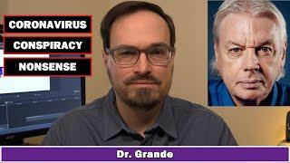 David Icke Coronavirus Conspiracy Theory | The Danger of Covid 19 Misinformation