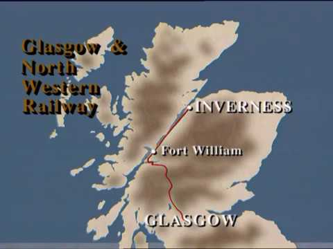 The Invergarry and Fort Augustus Railway preview