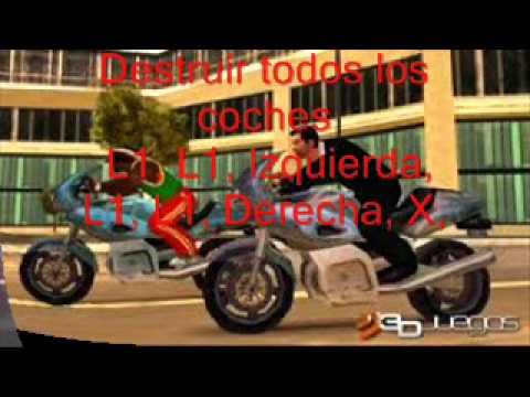Trucos Grand Theft Auto Liberty City Para Psp Youtube