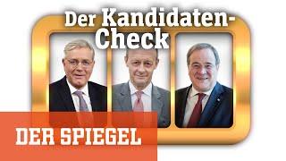 Kandidaten-Check: Wer führt künftig die CDU?