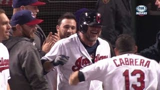 Giambi belts mammoth walk-off homer in ninth