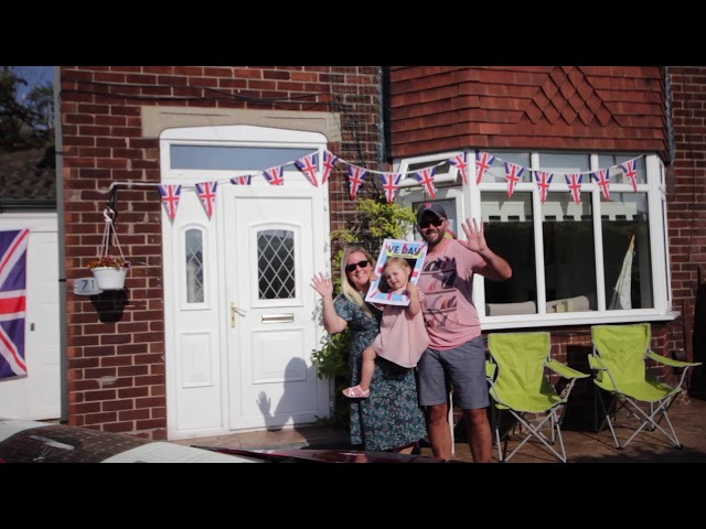 VE Day 'Best Dressed House' Highlights
