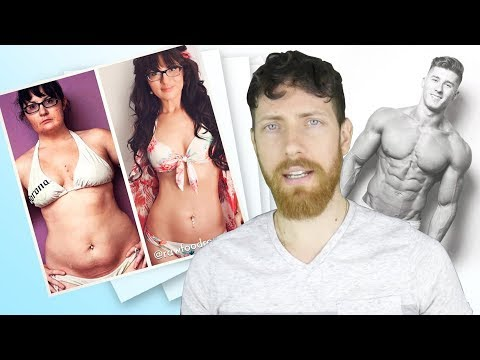 10 Amazing Vegan Body Transformations | Before and After PLANTS