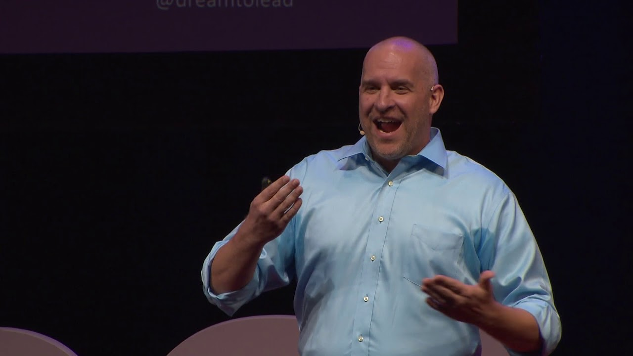 The Surprising Practicality of Dreaming | Dan Dan Ralphs | TEDxPSU