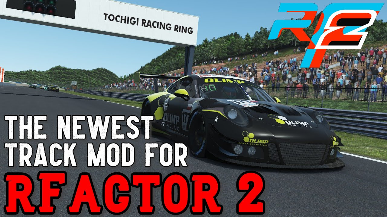 rFactor 2: Sim Racing's Most Talked About Track Mod