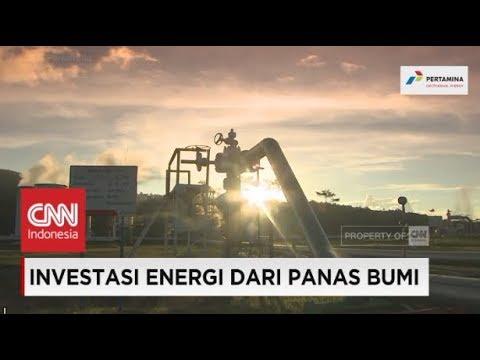 Indonesia Berpotensi Jadi Penghasil Geothermal Terbesar Dunia Tahun 2021 - Insight With Desi Anwar