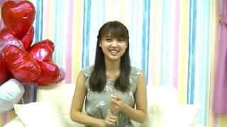 雑誌「Ray」の専属モデルを務められている松元絵里花さんにタレントデー...