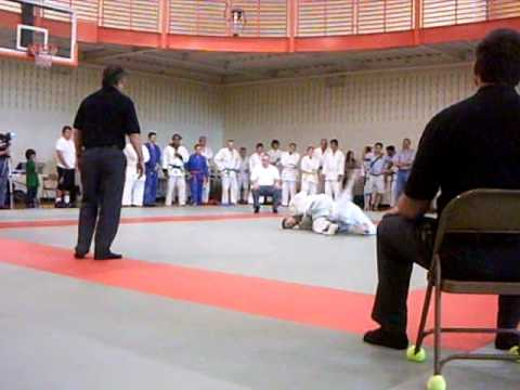 2010 Nito Judo Cup - Alex vs. Timothy -66kg