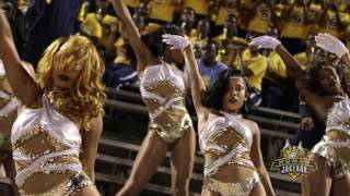 southern university human jukebox 2016 something in my heart by michelle crank fest botb