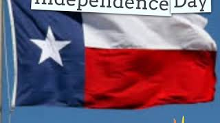 Happy texas independence day -