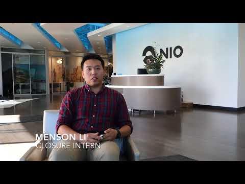 NIO Interns 2017