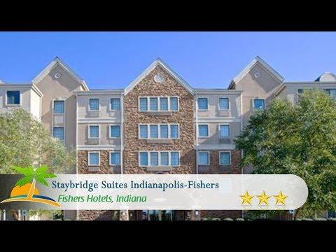 Staybridge Suites Indianapolis-Fishers - Fishers Hotels, Indiana