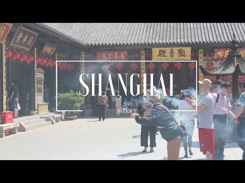 Shanghai Weeks 1 & 2