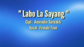 Download Karaoke Lagu Karo - Labo La Sayang Mp3