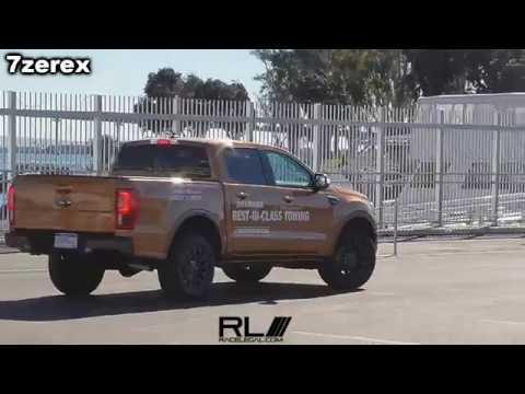 2019 Ford Ranger San Diego International Auto Show 2019