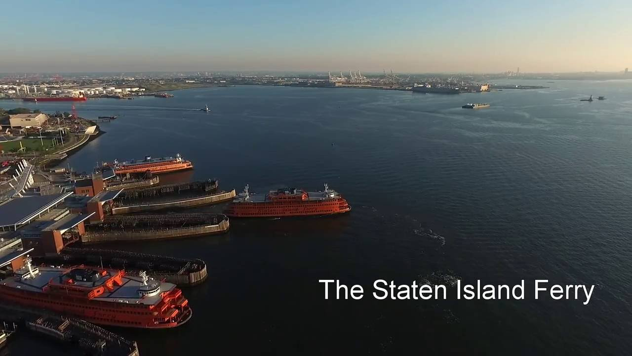 Staten Island Ferry Song