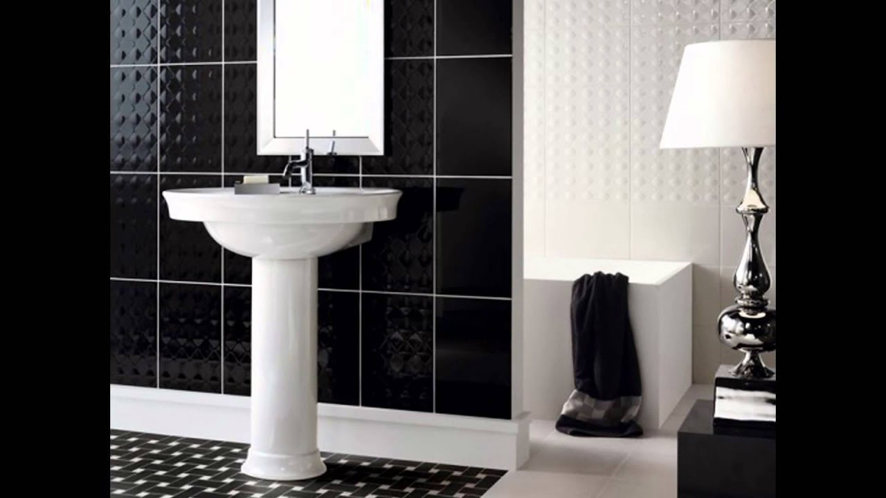 Bathroom Tile Designs | Bathroom Wall Tile Designs - YouTube