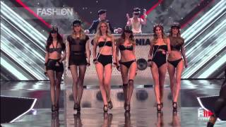 Beachwear CALZEDONIA SUMMER SHOW 2013 by Fashion Channel