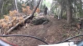 Mountain Biking - Dark Hollow Trail (Brian Head, UT)