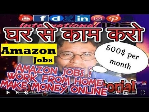 Amazon jobs | Get Started with Amazon | Get Started with Amazon Mechanical Turk | Create Tasks