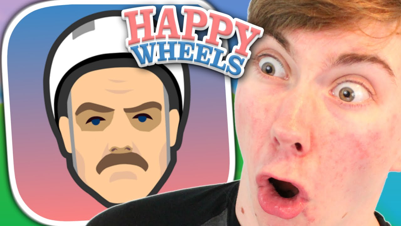happy wheels free download for ipad