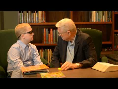 Chuck Swindoll interview with his grandson Jonathan (Inclusion Fusion 2011)