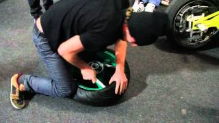 Jak přezout pneumatiku