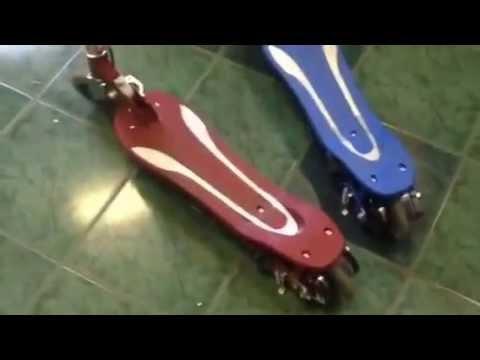 Детский электросамокат Mini E-Scooter