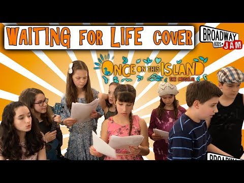 Waiting For Life from Once On This Island Cover