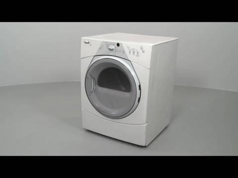Whirlpool Duet Sport/Kenmore HE3 Dryer Disassembly/Repair Help - YouTube