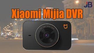 Обзор видеорегистратора Xiaomi MiJia Car Dash Cam DVR