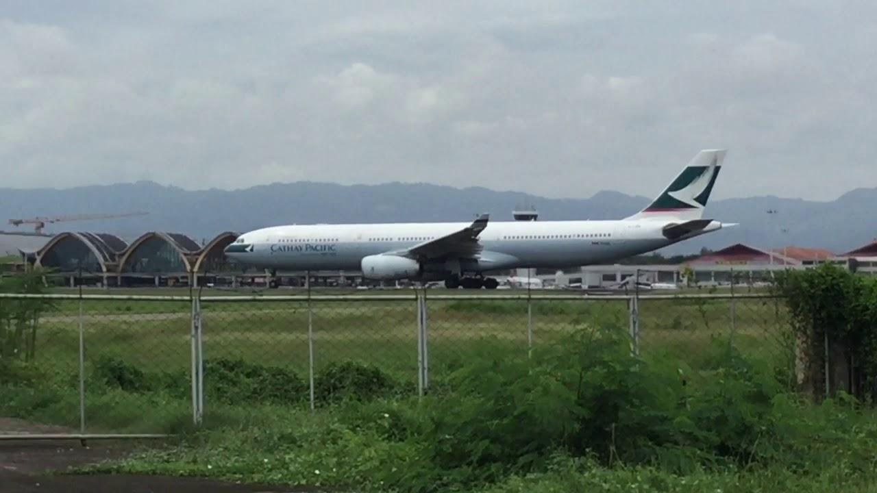 Plane Spotting In Mactan Cebu International Airport Youtube