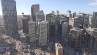 Drone Footage Demo - Calgary