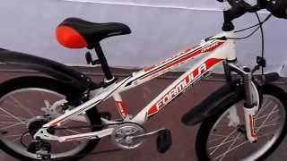 Обзор велосипеда Formula Dakar
