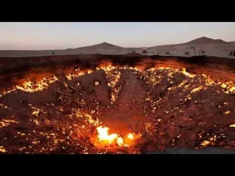 Natural wonders - Door to Hell (Turkmenistan)