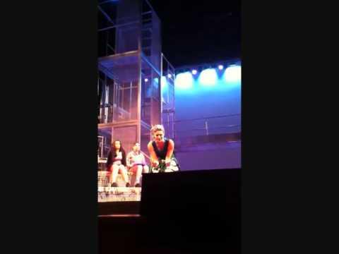 Uma das Cenas FAME o Musical - Estreia 12-05-2012