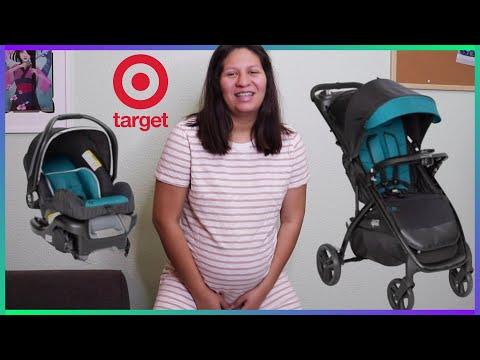 Target Stroller Unboxing
