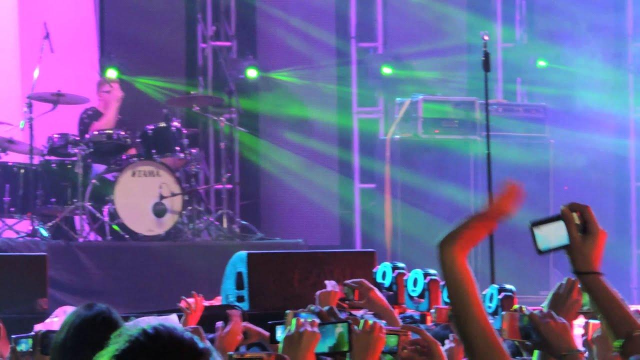 Louder Love Monsoon Tokio Hotel Argentina 13.11.14