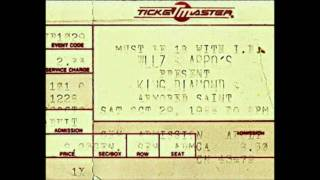 King Diamond - Bye, Bye Missy (Live) 88