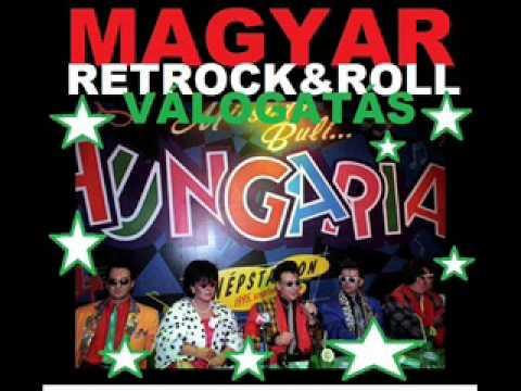 ►Magyar Retrock&Roll válogatás | Hungária | Nagy Zeneklub |