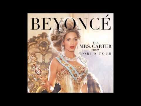 Beyoncé - Naughty Girl (The Mrs Carter Studio Version)