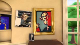 The Political Machine 2012 - Intro Trailer