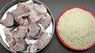 मछली बिरयानी बनाने का नया तरीका | #Machhali_biryani
