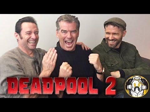 RUMOR: Pierce Brosnan as Cable in Deadpool 2?