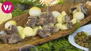 Zu Tisch in Sardinien - Wie kocht eine Hirtenfamilie?