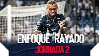 Gran triunfo en el Estadio BBVA y te dejamos lo mejor del partido en el Enfoque Rayado.
